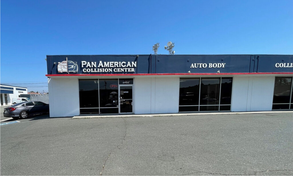 Pan American Fremont Front View